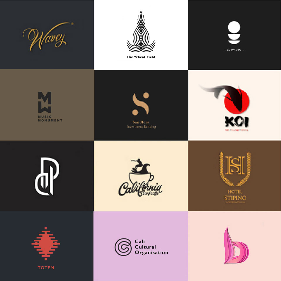 Logo Collection by Bojana Knezevic